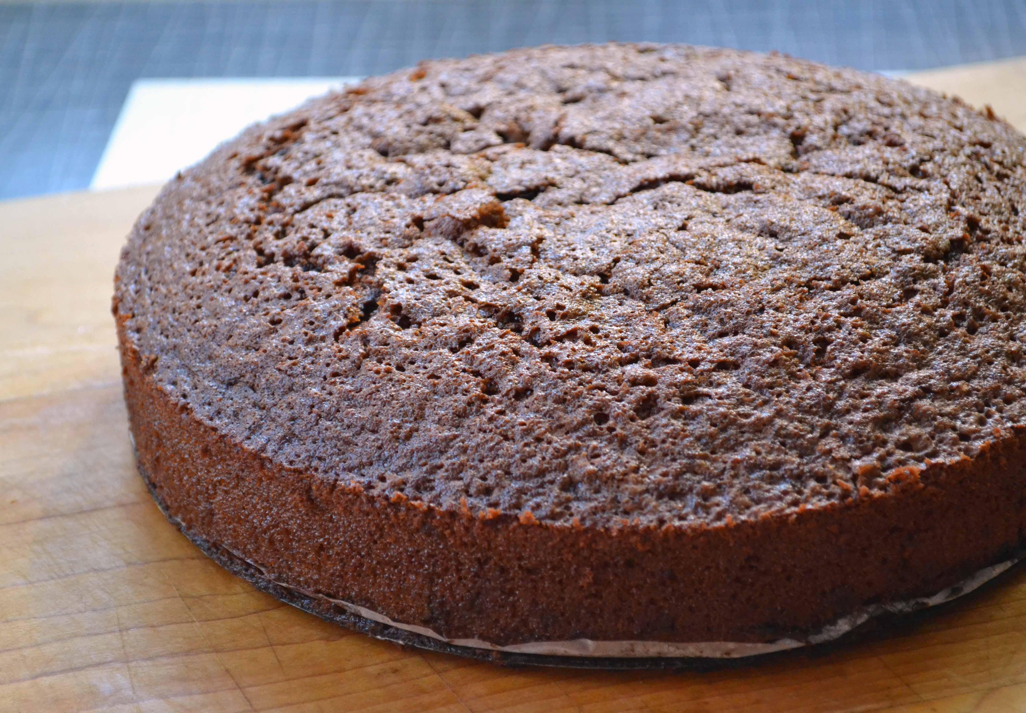 עוגת שוקולד וקנאביס
