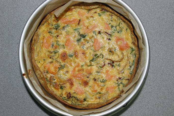 פשטידת גבינה ופטריות עם קנאביס, פשטידה, פשטידת גבינה עם קנאביס, cheese pie