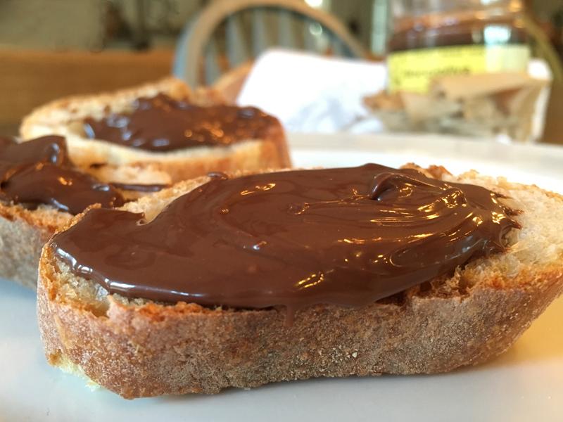 ממרח שוקולד קנאביס