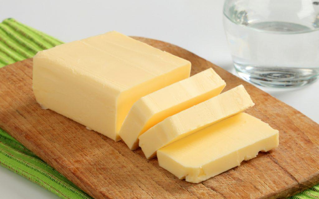Butter - 240 grams per glass