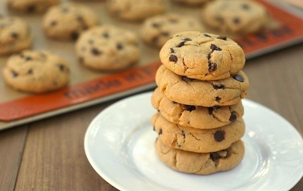 עוגיות שוקולד צ'יפס וקנאביס, עוגיות, עוגיות קנאביס, שוקולד צ'יפס, Chocolate chips cookies