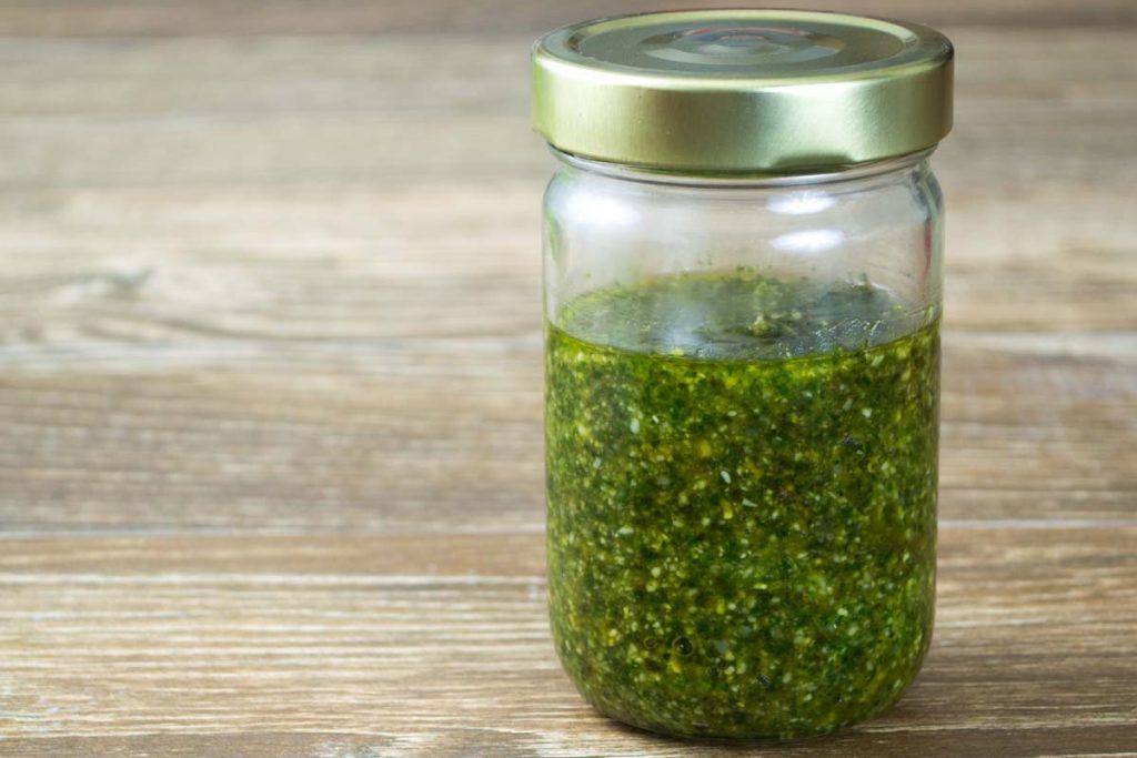 רוטב פסטו קנאביס, רוטב פסטו, Pesto Sause, Cannabis Pesto sause