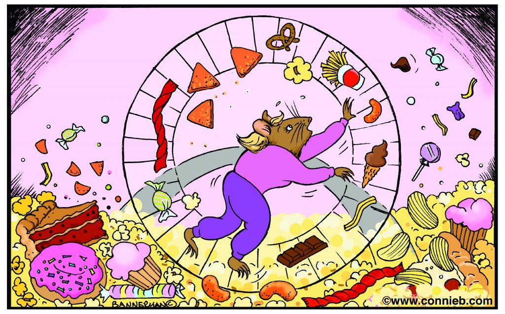 מאנצ'יז - קנאביס מעורר תיאבון לאוכל