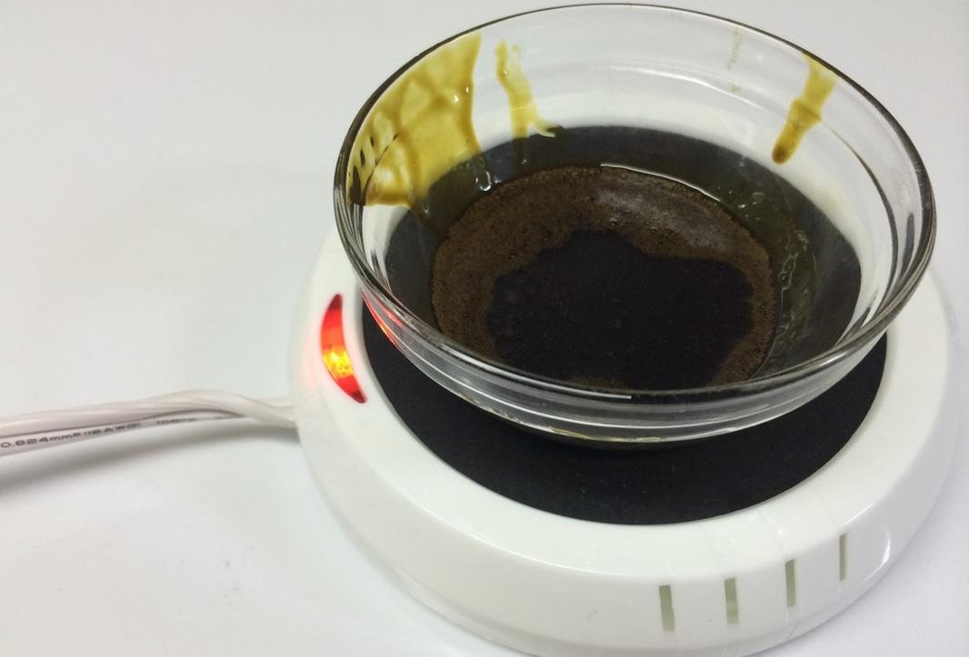 שמן חשיש לצורכי בישול